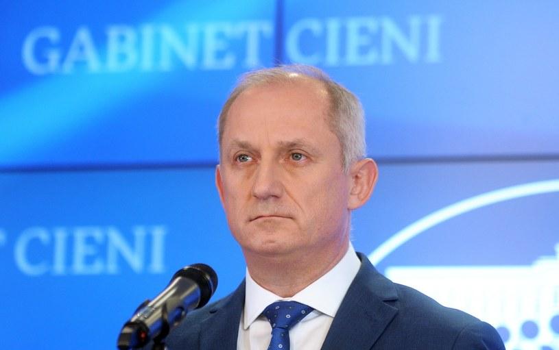 Szef klubu PO Sławomir Neumann /Jan Bielecki /East News