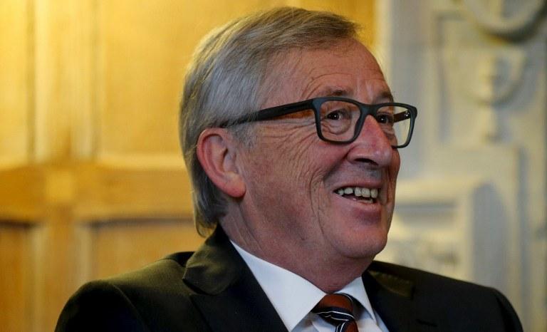 Szef Komisji Europejskiej Jean-Claude Juncker /AFP