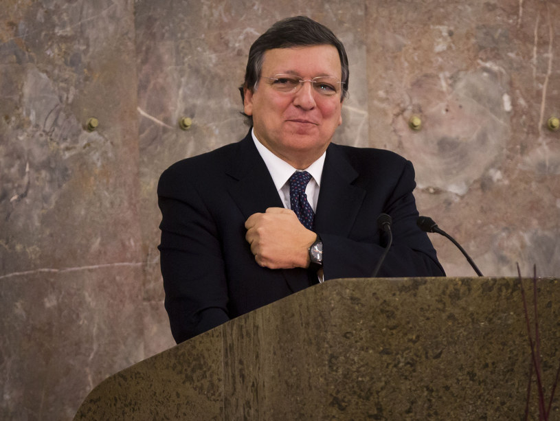 Szef Komisji Europejskiej Jose Barroso /AFP