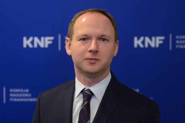 Szef Komisji Nadzoru Finansowego Marek Chrzanowski złożył dymisję