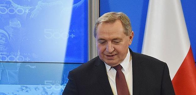 szef Komitetu Stałego Rady Ministrów Henryk Kowalczyk /PAP
