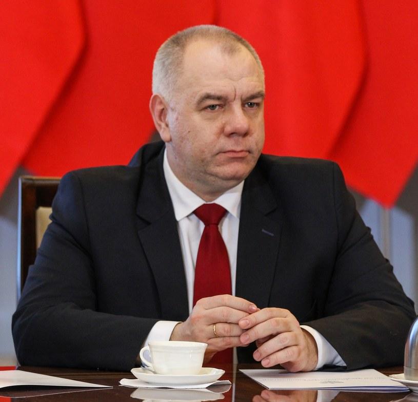 Szef Komitetu Stałego Rady Ministrów Jacek Sasin /Robert Ostrowski /East News