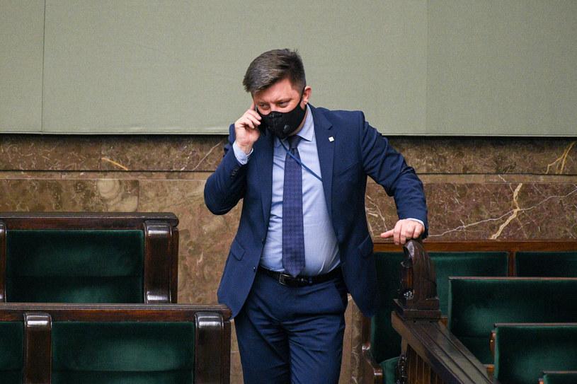 Szef KPRM Michał Dworczyk padł ofiarą cyberataków / Jacek Dominski /REPORTER /East News