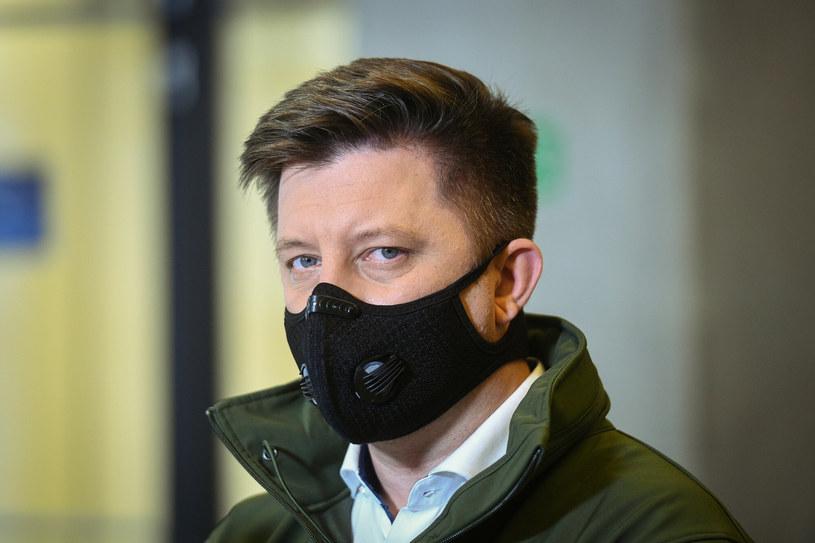 Szef KPRM Michał Dworczyk uważa, że lockdown w Polsce to nadal realny scenariusz / Jacek Dominski /REPORTER /East News
