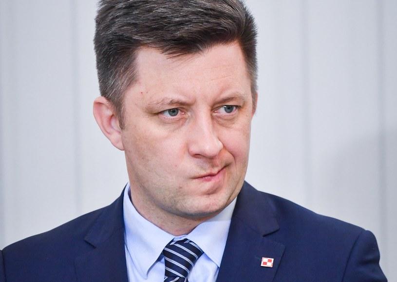 Szef KPRM Michał Dworczyk /Jacek Domiński /Reporter