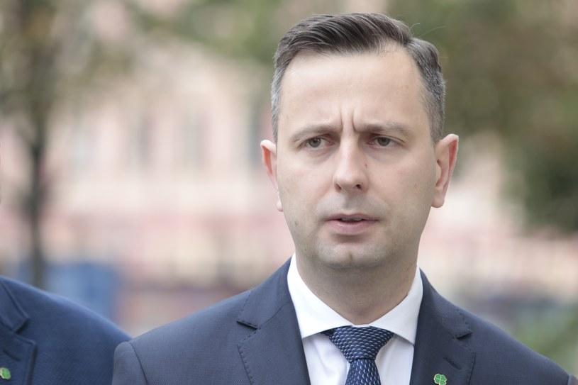 Szef ludowców Władysław Kosiniak-Kamysz /Grzegorz Banaszak/REPORTER /Reporter