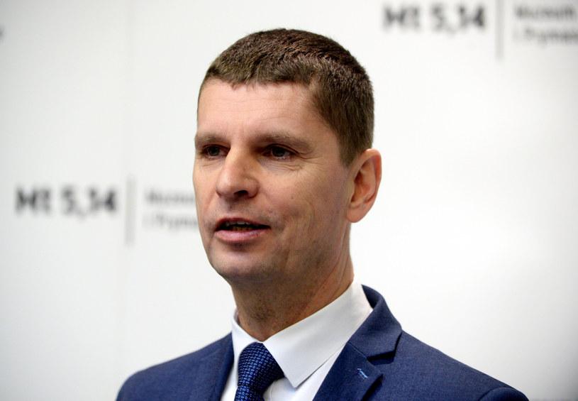 Szef MEN Dariusz Piontkowski /Jan Bielecki /East News