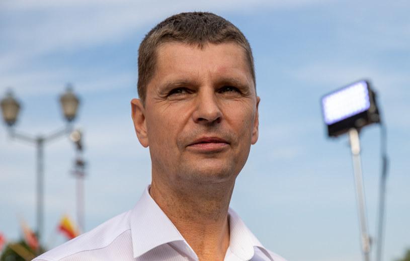 Szef MEN Dariusz Piontkowski /Rafal Gaglewski /Reporter