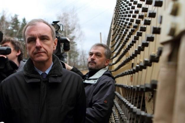 Szef MON Bogdan Klich Fot. JAN KUCHARZYK /Agencja SE/East News