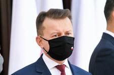 Szef MON Mariusz Błaszczak: NATO bardzo wyraźnie dostrzega zagrożenie rosyjskie