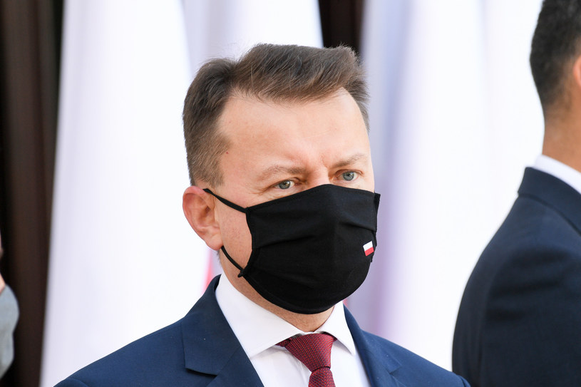 Szef MON Mariusz Błaszczak / Jacek Dominski /REPORTER /East News