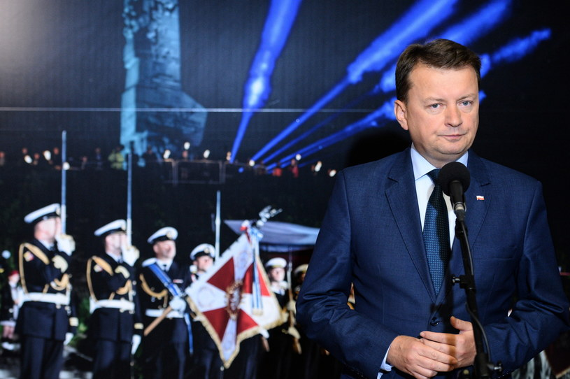 Szef MON Marusz Błaszczak /Jacek Turczyk /PAP