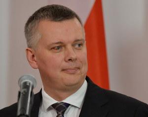 Szef MON: Skrzypczak wykonał dobrą pracę na rzecz modernizacji Sił Zbrojnych