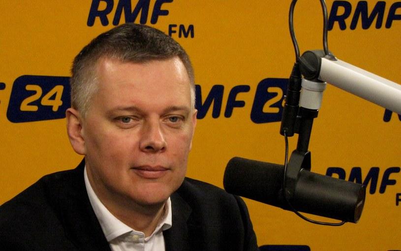 Szef MON Tomasz Siemoniak /RMF