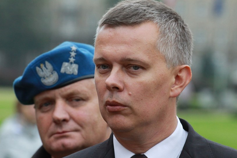 Szef MON Tomasz Siemoniak. /Łukasz Makowski /East News