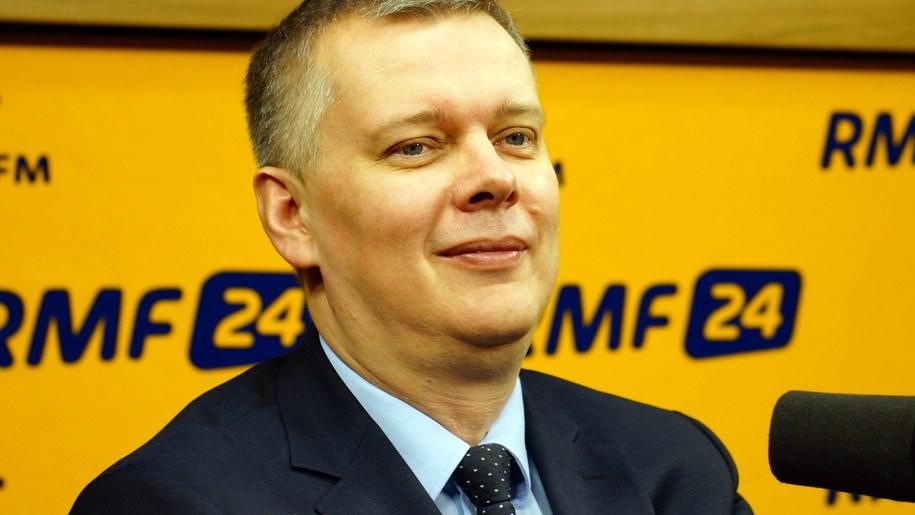 Szef MON Tomasz Siemoniak /Michał Dukaczewski /Archiwum RMF FM