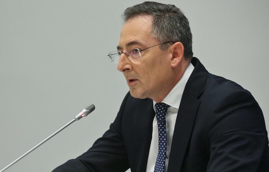 Szef MSW Bartłomiej Sienkiewicz /PAP/Rafał Guz /PAP