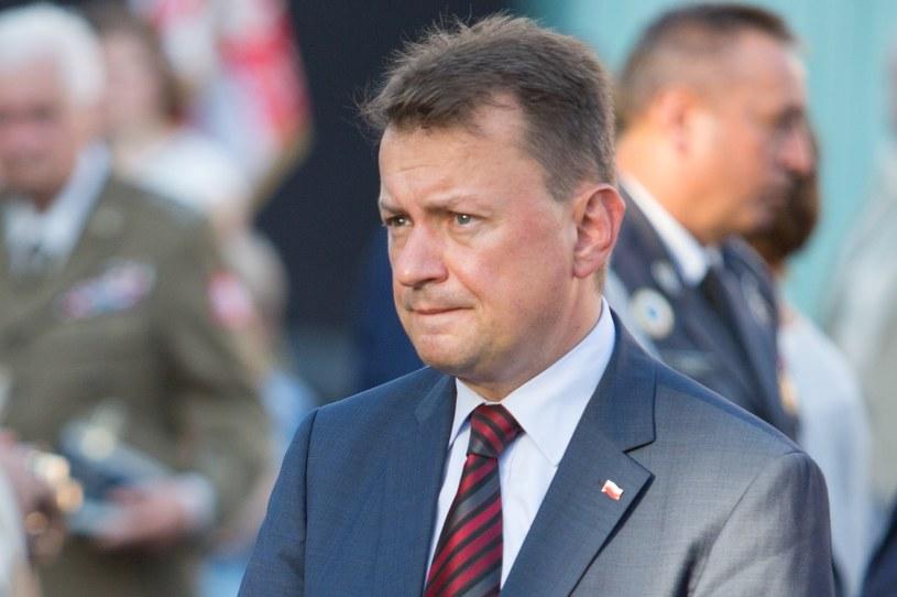 Szef MSWiA Mariusz Błaszczak /Paweł Wisniewski /East News