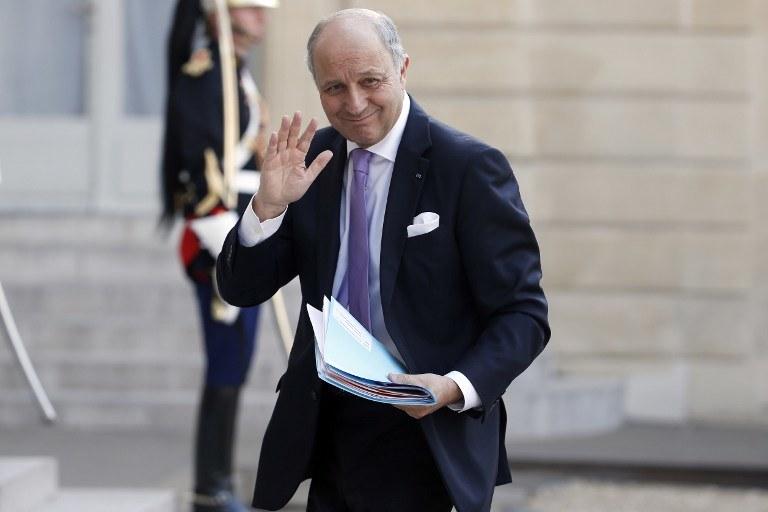 Szef MSZ Francji /AFP