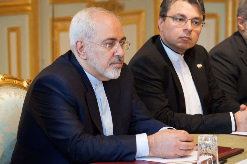 Szef MSZ Iranu Mohammad Dżawad Zarif /AFP