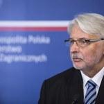 Szef MSZ: Ja się pytam tych geniuszy z Unii Europejskiej...