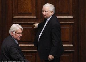 """Szef MSZ naraził się Kaczyńskiemu? """"Ten się nie myli, kto nic nie robi"""""""