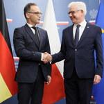Szef MSZ Niemiec o reparacjach wojennych: Sprawa jest zamknięta