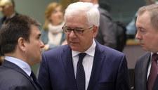 Szef MSZ o wizycie delegacji Izraela: Trzeba się lepiej przygotować
