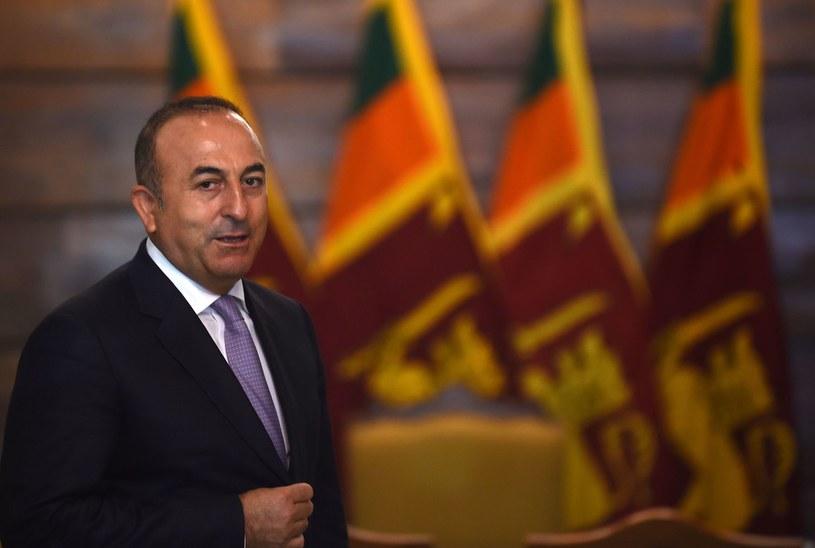 Szef MSZ Turcji /AFP