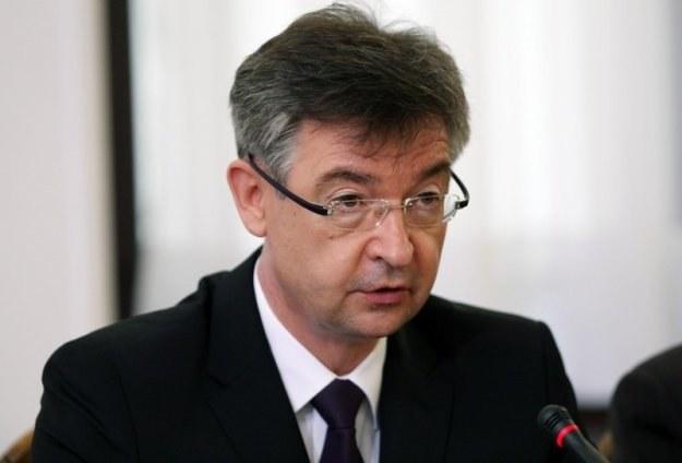 Szef Naczelnej Prokuratury Wojskowej Krzysztof Parulski, fot. S. Kowalczuk /East News