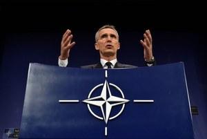 Szef NATO o sytuacji na Ukrainie: Rosja musi zaprzestać prowokacji