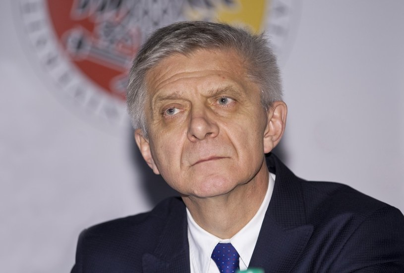 Szef NBP, Marek Belka /Leszek Kotarba  /East News