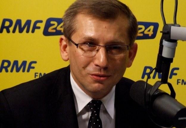 Szef NIK Krzysztof Kwiatkowski /RMF