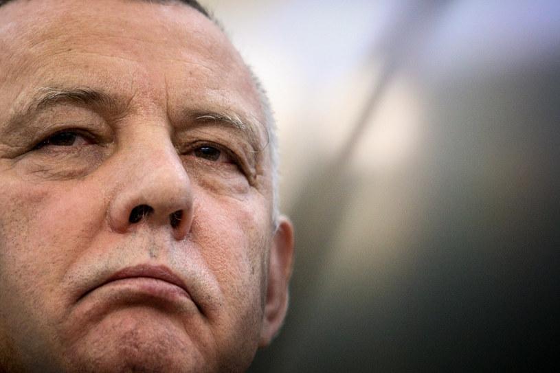 Szef NIK Marian Banaś /Tomasz Jastrzebowski/REPORTER /Reporter