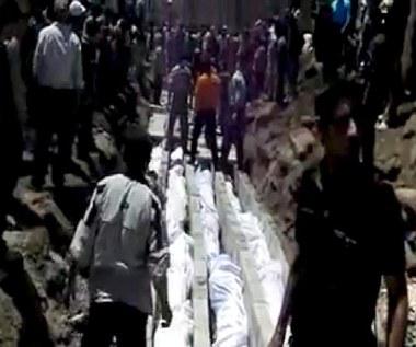 Szef obserwatorów: 116 zabitych, 300 rannych w syryjskiej Huli