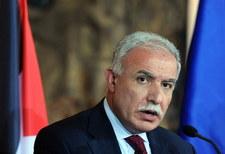 Szef palestyńskiego MSZ apeluje o bojkot konferencji w Polsce