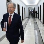 Szef PKW po rozmowie z Kuchcińskim: Życzliwe przyjęcie