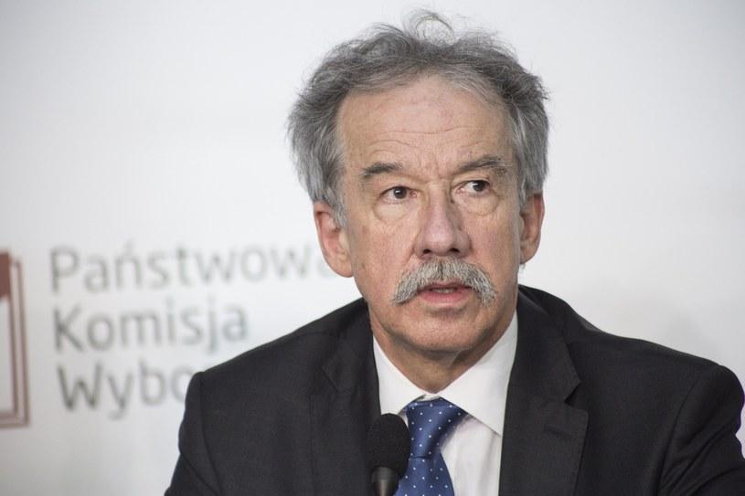 Szef PKW Wojciech Hermeliński /East News