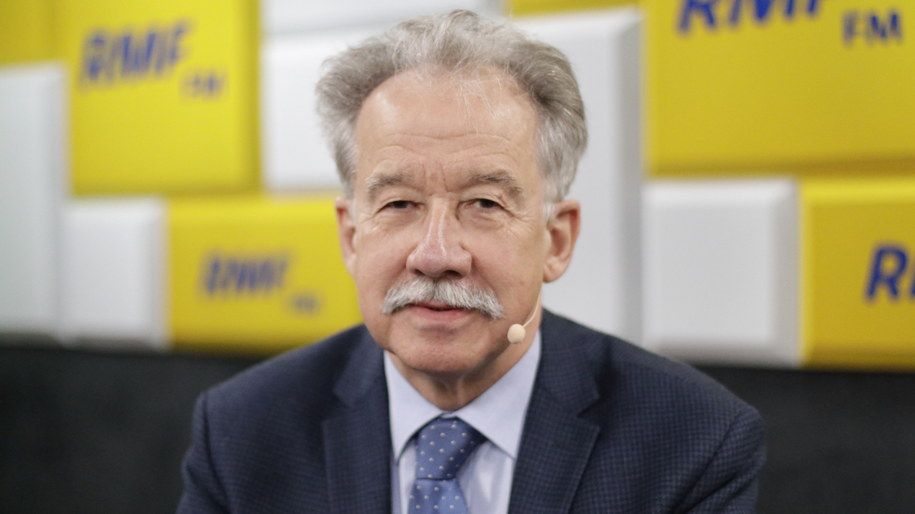 Szef PKW Wojciech Hermeliński /Michał Dukaczewski /RMF FM