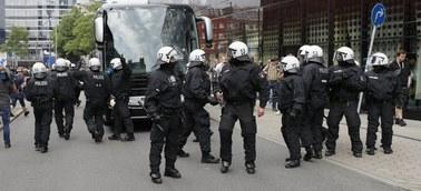 Szef policji w Hamburgu o zamieszkach: Ślepa żądza niszczenia. To nie ma nic wspólnego z protestem
