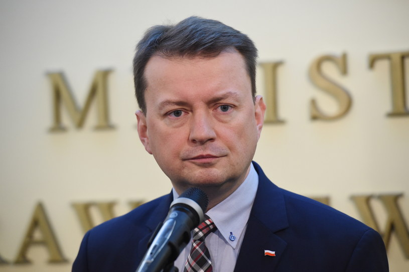 Szef resortu spraw wewnętrznych Mariusz Błaszczak: To był dobry biznes dla Kijowskiego /Radek Pietruszka /PAP