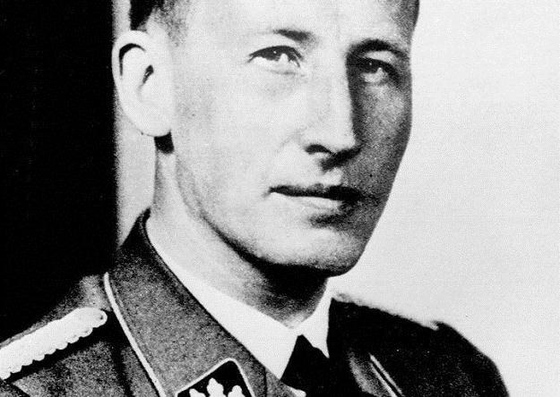 Szef RSHA Reinhard Heydrich /AFP