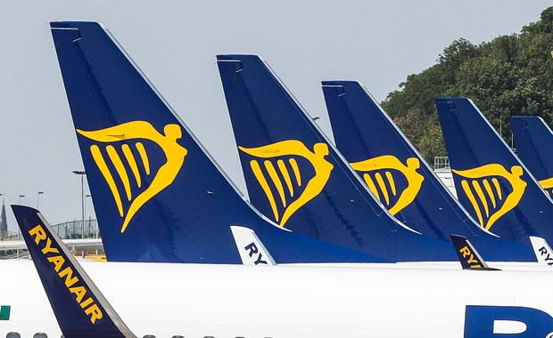 Szef Ryanaira: Możliwe jest przeniesienie personelu i samolotów do Polski