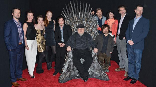 Szef sieci HBO, Micheal Lombardo, zaprzeczył doniesieniom o przymiarkach do realizacji kinowej wersji serialu. /Alberto E. Rodriguez /Getty Images