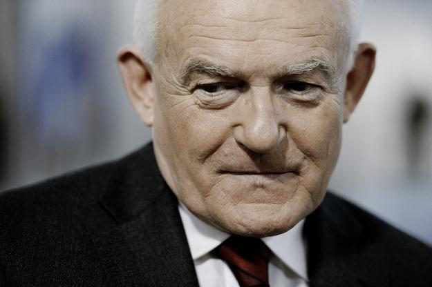 Szef SLD Leszek Miller, fot. Piotr Blawicki /East News