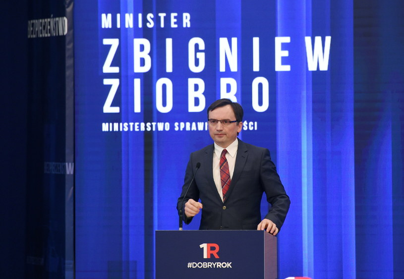 Szef Solidarnej Polski Zbigniew Ziobro /Radek Pietruszka /PAP