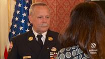 Szef straży pożarnej o atakach na WTC: Ten dramat był wszędzie, nie było ucieczki