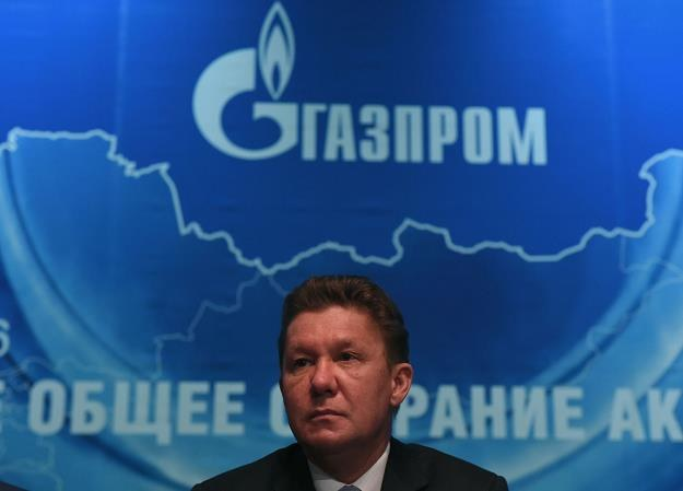 Szef szefem Gazpromu   Aleksiej Miller /AFP