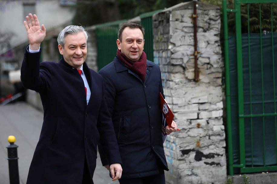 Szef sztabu Biedronia: Marek Belka będzie doradcą Biedronia ws. finansów i gospodarki /Rafał Guz /PAP