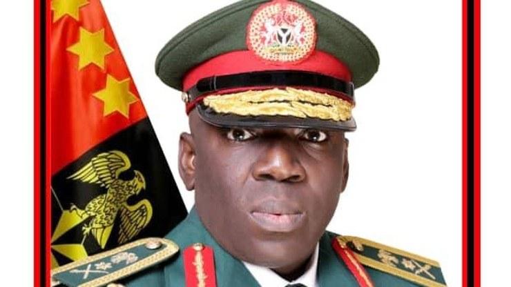 Szef sztabu nigeryjskiej armii generał porucznik Ibrahim Attahiru /NIGERIAN ARMY /Wikimedia